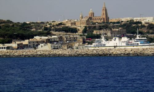 MALTA / - / Wyspa Gozo / Malta-Gozo