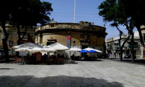MALTA / - / miasto Rabat na Gozo / Malta-Gozo