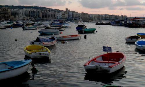 MALTA / - / kurort Buggiba / Malta-Buggiba