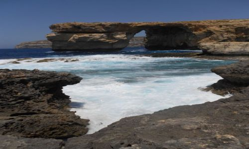 MALTA / Gozo / Azure Window / Azure Window