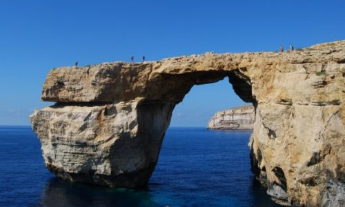 MALTA / Gozo / Dwejra / Azure Window