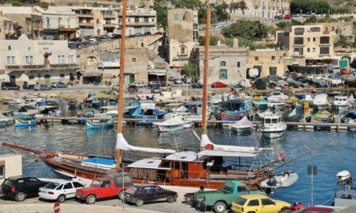 Zdjecie MALTA / - / Gozo / Port