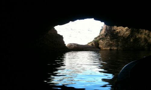 Zdjecie MALTA / Malta / Blue Grotto / Konkurs
