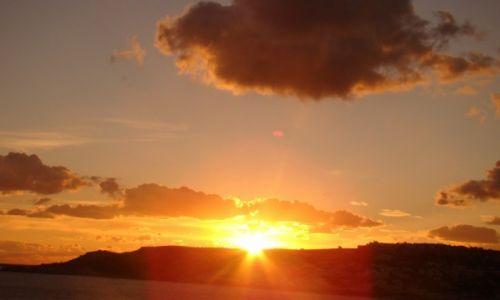 Zdjęcie MALTA / Mellieha / Mellieha / Wschód słońca