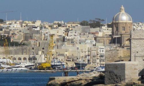 Zdjecie MALTA / Malta / Okolice Valletta / Uroki wyspy