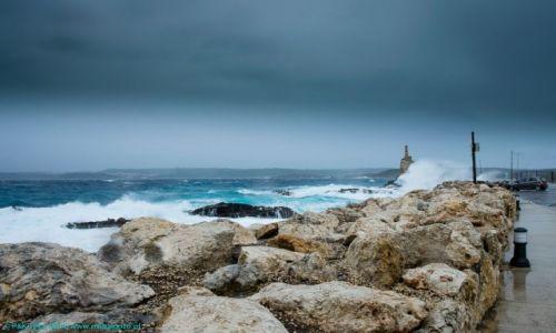 Zdjecie MALTA / Malta / Cirkewwa / Cirkewwa – tu kończy się Malta a zaczyna droga promem na Gozo