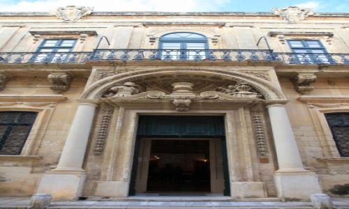 Zdjęcie MALTA / Malta centralna / Mdina / Portal