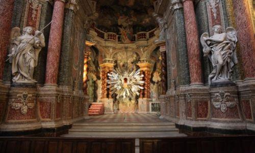 Zdjęcie MALTA / Malta centralna / Mdina, Katedra św. Pawła / Ołtarz