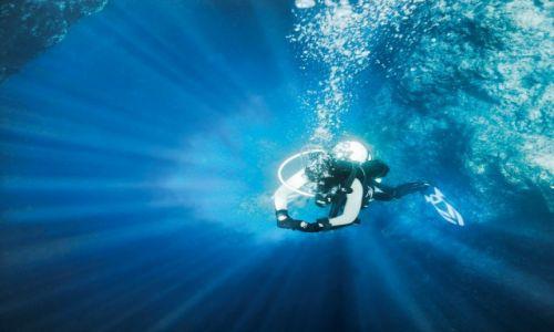 Zdjecie MALTA / Gozo / Blue Hole / Sanctum