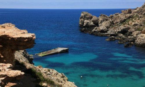 MALTA / Melieha  / Anchor Bay / Raj dla nurków