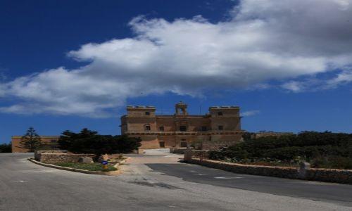 Zdjęcie MALTA / Mellieha / Sallmon Palace / Opuszczony