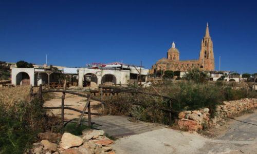 MALTA / Gozo / Ghajnsielem / Bethlehem f'Ghajnsielem