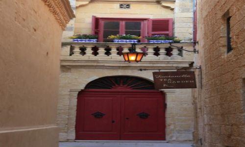 Zdjęcie MALTA / Malta centralna / Mdina / Do celu
