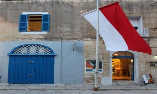Zdjęcie MALTA / Malta centralna / Mdina / Znajome barwy
