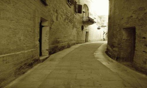 Zdjęcie MALTA / Malta / Mdina / Silent City