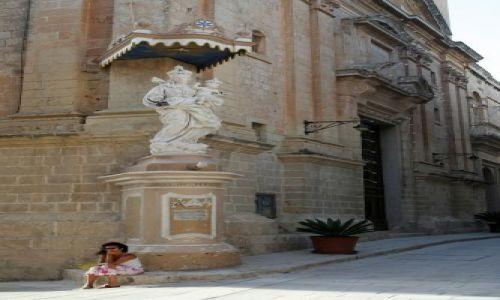 Zdjecie MALTA / Malta / Mdina / Oczekiwanie
