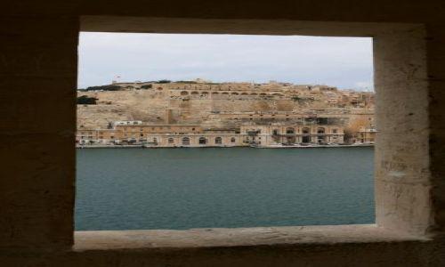 Zdjecie MALTA / Malta / Senglea / Window