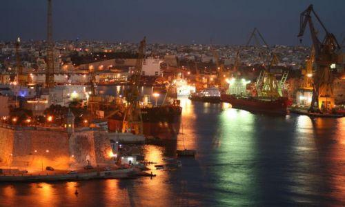 Zdjecie MALTA / Malta / Valetta / Port