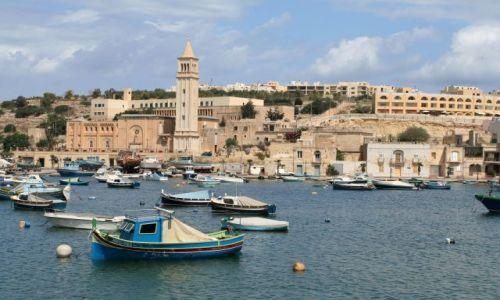Zdjecie MALTA / Malta / Marsascala / Marsascala Bay