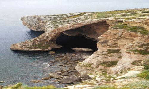 Zdjecie MALTA / - / Malta  / Blue Grotto