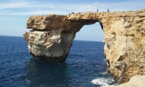 Zdjecie MALTA / - / Gozo / Azure Window