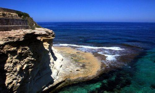 Zdjęcie MALTA / Gozo / Marsalforn / Plaża dla dwojga