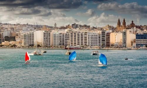 MALTA / Valletta / Valletta / regaty