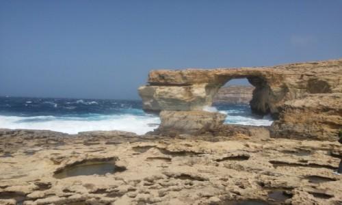 Zdjecie MALTA / Gozo / m / Azure Window