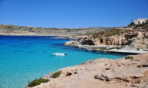 MALTA / comino / blue lagoon / Pi�kne wspomnienie