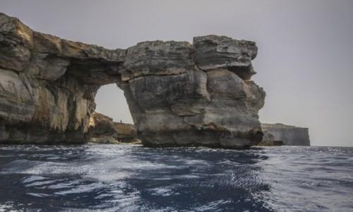 Zdjęcie MALTA / Gozo / Gozo / Lazurowe Okno