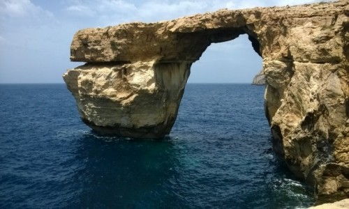 Zdjecie MALTA / gozo / azure window / azure window