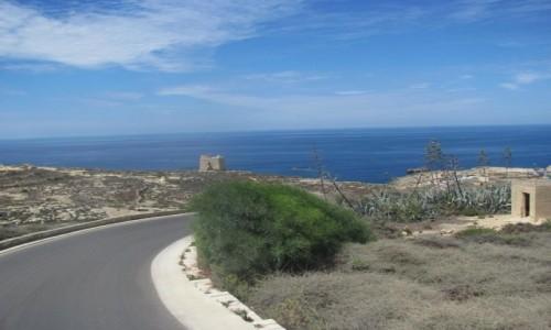 Zdjecie MALTA / Gozo / Dojazd do Azure Window / Gozo
