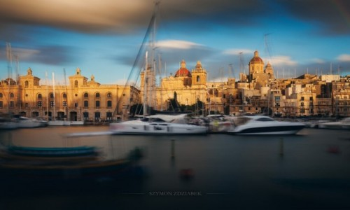 MALTA / Birgu / Birgu / Trzy Miasta