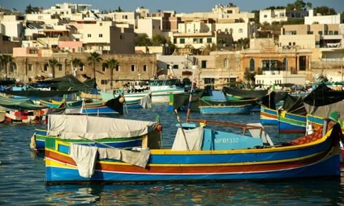 Zdjecie MALTA / Malta / Malta / Marsaxlokk &#82