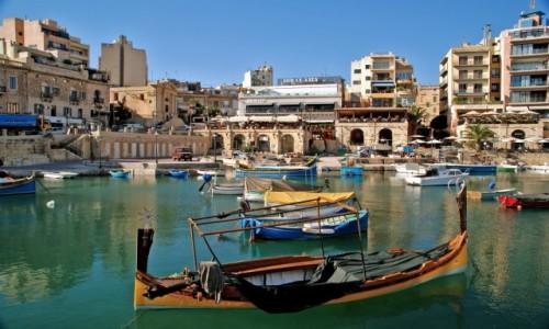 Zdjecie MALTA / Malta / St.Julian / St.Julian
