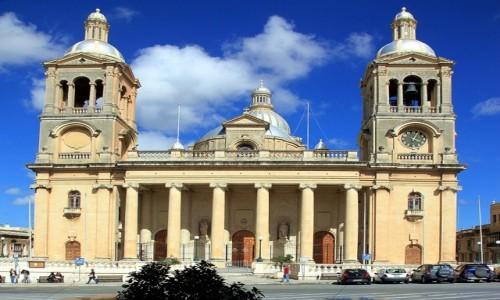 MALTA / Valletta / Paola / Kościół Chrystusa Króla