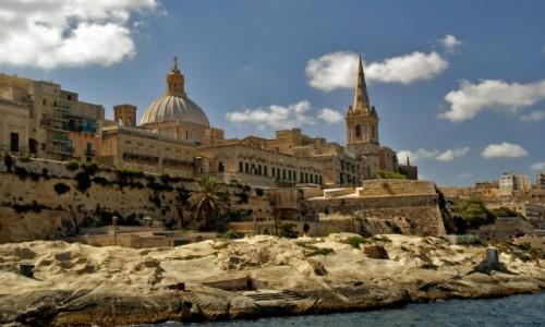 Zdjęcie MALTA / Malta / Valetta / Valletta