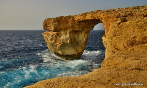 Zdjęcie MALTA / Gozo / Azure Window / Azure Window