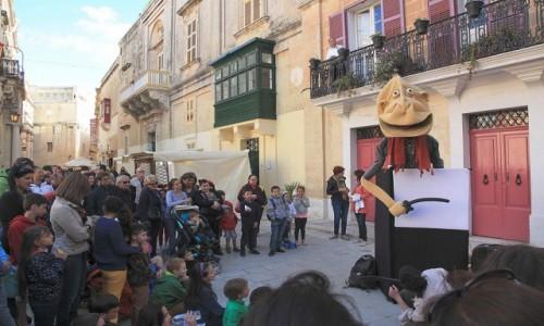 Zdjecie MALTA / Malta centralna / Mdina / Festiwal Średniowieczny - Dawne opowieści