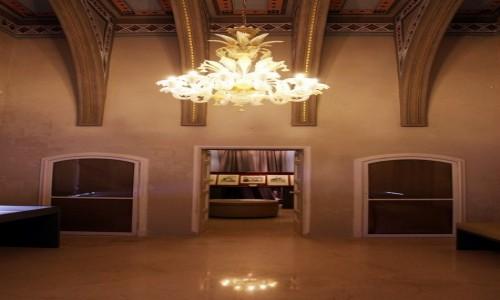 Zdjęcie MALTA / Malta centralna / Mdina / W pałacu
