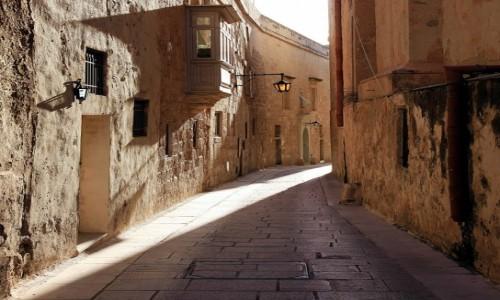 Zdjęcie MALTA / Malta centralna / Mdina / Miasto ciszy