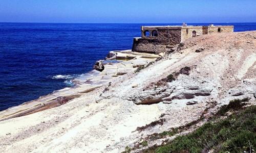 Zdjecie MALTA / Gozo / Qala / Umocnienia