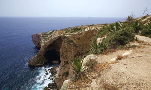 Zdjęcie MALTA / Malta południowa / Wied iż-Żurrieq / Na szlaku