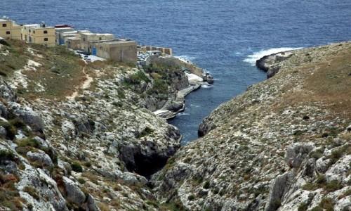 Zdjęcie MALTA / Malta południowa / Wied iż-Żurrieq / Błękitna zatoczka