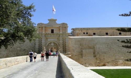 Zdjęcie MALTA /   / Mdina / Maltańskie wspomnienie (9)
