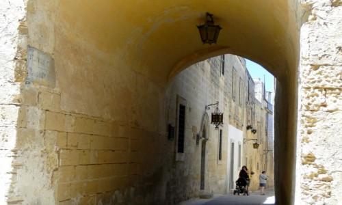 Zdjecie MALTA /   / Mdina / Maltańskie wspomnienie (11)