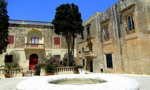 Zdjecie MALTA /   / Mdina / Maltańskie wspomnienie (12)