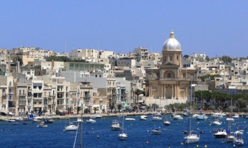 Zdjecie MALTA /   / Valletta / Maltańskie wspomnienie (14)