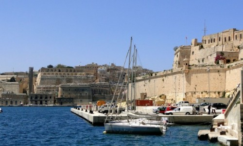 Zdjecie MALTA /   / Valletta / Maltańskie wspomnienie (15)