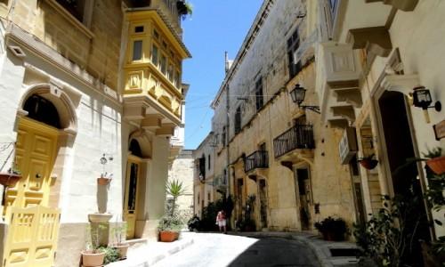 Zdjęcie MALTA / - / Valletta / Maltańskie wspomnienie (16)